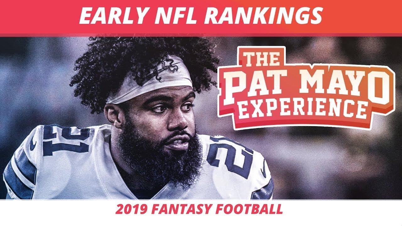 2019 Fantasy Football Rankings Debate: Top 200 Overall, Sleepers, Busts -  First Look