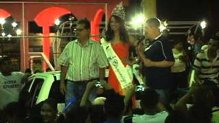 Somotillo se Alza con la Corona de Miss Chinandega 2014