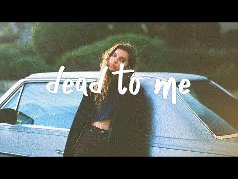 blackbear - DEAD TO ME (Lyric Video)