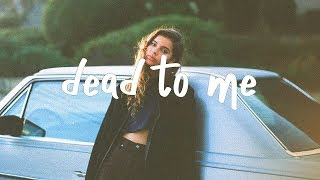 blackbear - DEAD TO ME (Lyric)