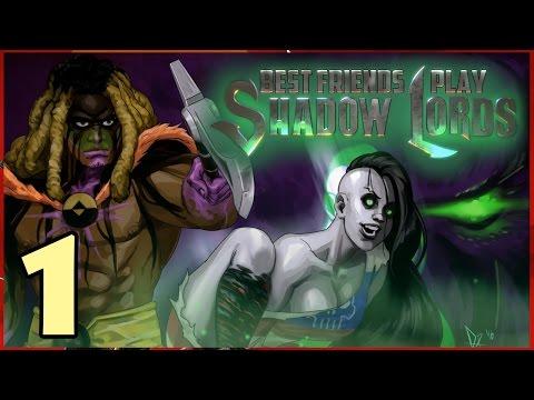 Best Friends Play Killer Instinct Shadow Lords (Part 1)