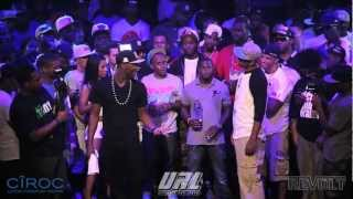 SMACK/ URL PRESENTS HITMAN HOLLA VS JOHN JOHN DA DON | URLTV