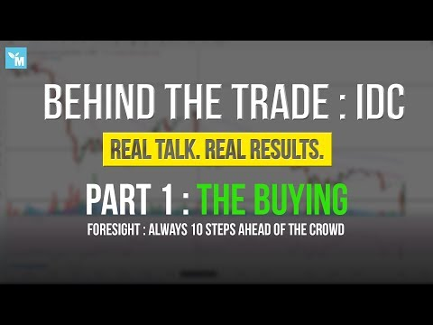 Behind the Trade : $IDC (Part 1 : The Buying)
