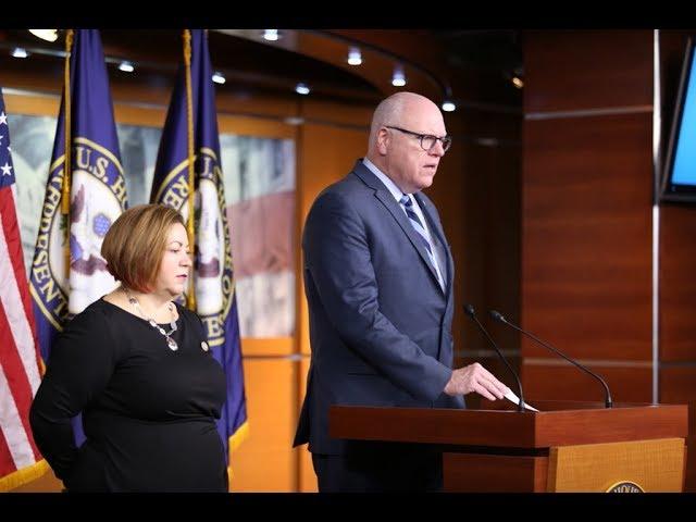 House Democratic Caucus Press Conference: April 18, 2018