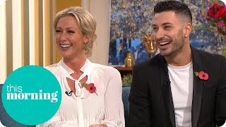 Faye and Giovanni on Topping the Strictly Leaderboard | This Morning