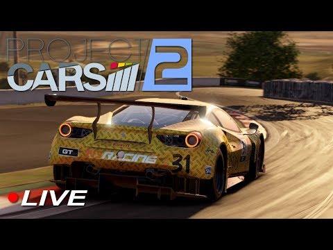 Project Cars 2 AOR GT3 Elite League Season 9 Round 9 - Bathurst   LIVE