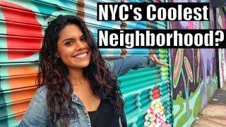 Bushwick, Brooklyn - NYC Neighborhood Tour (Street Art & More) !