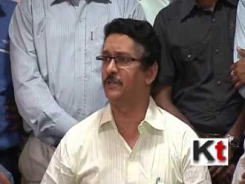 West Bengal SSC Chairperson Subiresh Bhattacharya press Meet