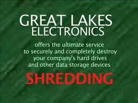 Great Lakes Electronics Corp Recycling