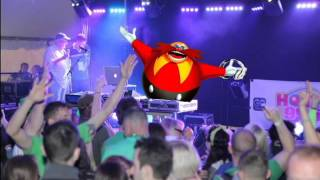 Dr. robotnik/eggman dance - full music by James Brady | Sonic remix