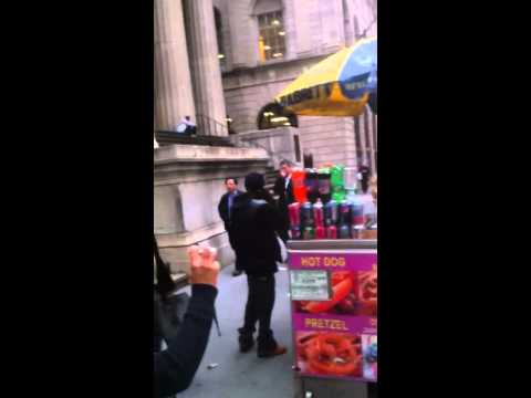 Wall Street trip