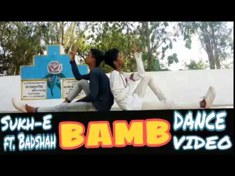   BAMB   Sukh-E Muzical Doctorz, Ft. Badshah   Cover Dance Shivam , Shubham