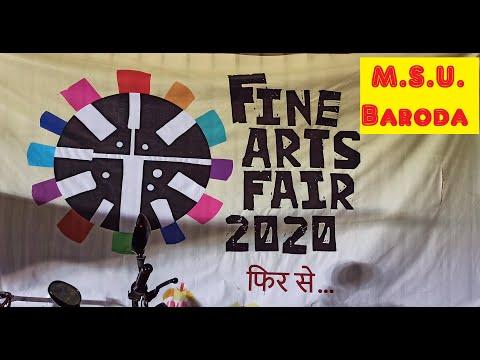 fine-arts-college-|-वडोदरा-|-msu-|-baroda-|-fair-2020-|-exhibition-cum-sale-|-vadodara-|-gujarat-|