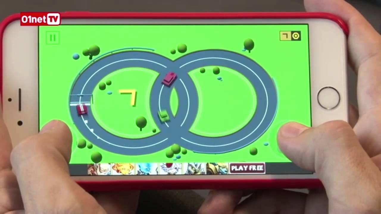 jeux de voiture qui tourne en rond