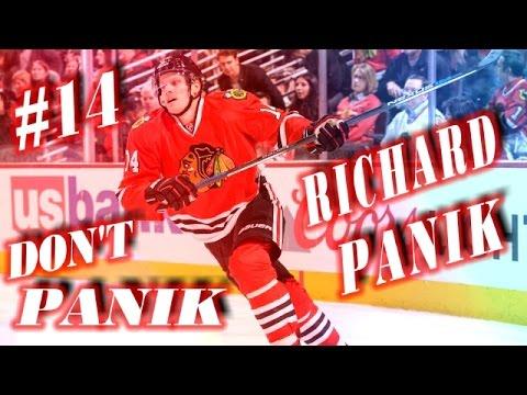 DON'T PANIK: CHICAGO BLACKHAWKS #14 RICHARD PANIK HIGHLIGHTS 16-17 [HD]