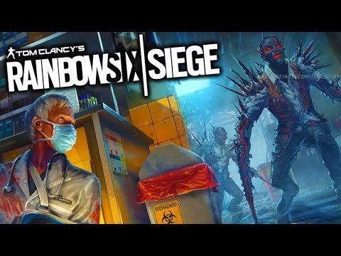 JIZZERS EVERYWHERE! - Rainbow Six Siege Outbreak Gameplay!