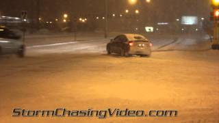 2/20/2011 Saint Cloud MN Winter Storm