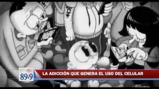 Video: La adicción al celular