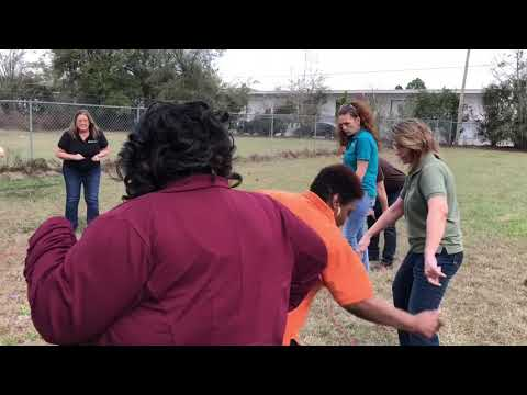Tallahassee-Leon Federal Credit Union teambuilding attempt 2