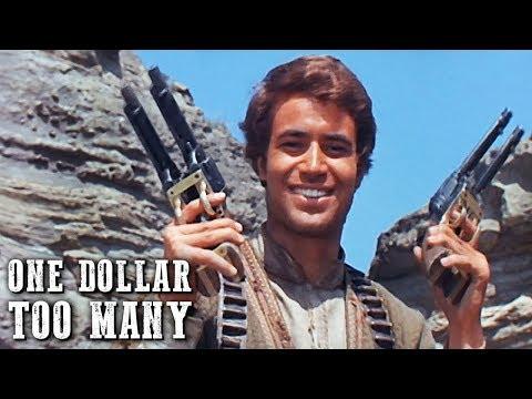One Dollar Too Many | WESTERN MOVIE | John Saxon | Spaghetti Western Movie | Cowboy Film | English