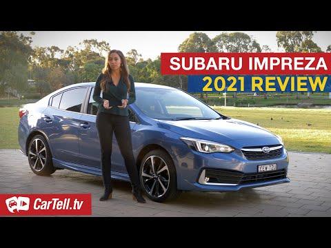 2021 Subaru Impreza Sedan review | Australia
