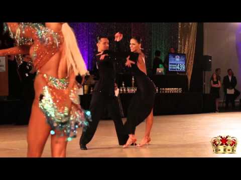 2015 Kings Ball DanceSport Competition Amateur Latin Final Rumba Final