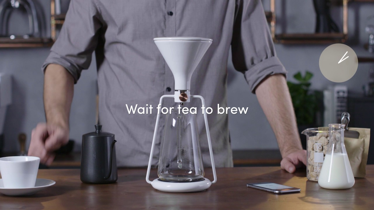 Gina Smart Coffee Instrument By Goat Story Indiegogo