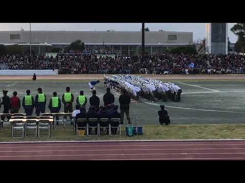 防衛大学校 棒倒し 2017 決勝