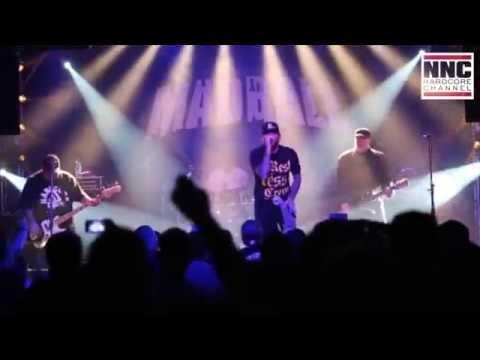 MADBALL | Live @ Kwadrat | Kraków 17.11.2014 | Poland | HD