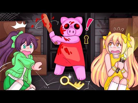 Don't Let Piggy Catch You! (Roblox)