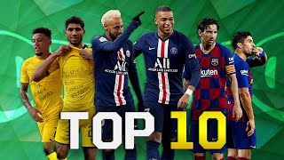 Top 10 Duos In Football 2020