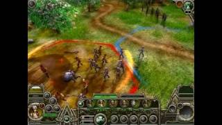 Elven Legacy PC Games Gameplay - Clip 3