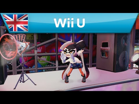Splatoon - Splatfest: Rock vs. Pop! (Wii U)