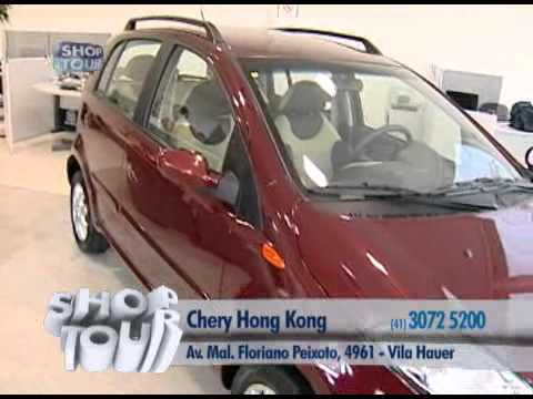 SHOPTOUR CTB -  CHERY HONG KONG  03