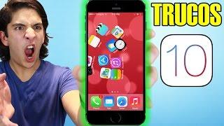 TRUCOS OCULTOS: iOS 10