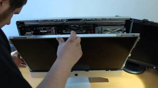 iMac Hard Drive Replacement