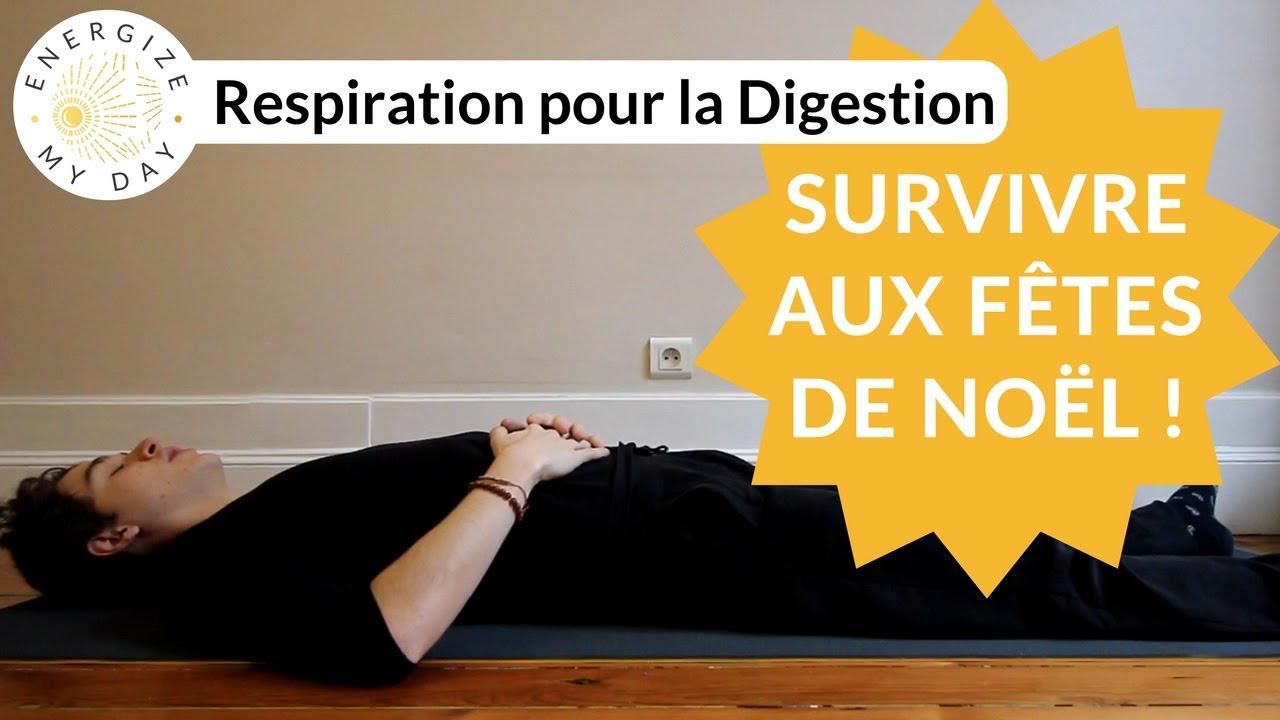 exercice de respiration pour la digestion youtube. Black Bedroom Furniture Sets. Home Design Ideas