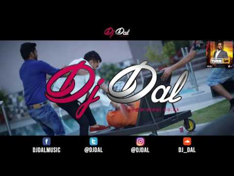 Vadda Bhai Remix - Sharry Maan - DJ DAL Remix - Turn Up Vol 1