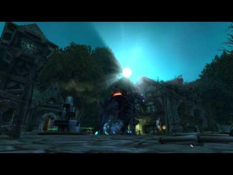 World of Warcraft Duskwood-Darkshire theme