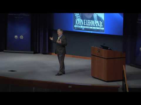 CSF 2017 | John F. Lehman: The Role of U.S. Naval War College in Resolving Conflict