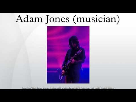 adam jones (musician)