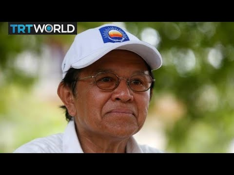 Cambodia's opposition leader Kem Sokha released
