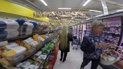 Asiakaspolku S-market Hirvensalmi