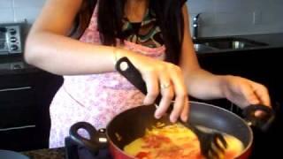 How To Make Scrambled Egg Indian Style (ande Ki Bhurji)