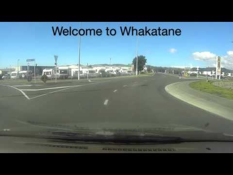 Drive to Ohope