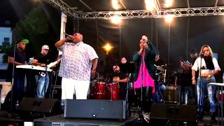 DLG (Dark Latin Groove) Feat. Query George - 46th ANNIVERSARY PUERTO RICAN COMMITTEE OF PATERSON, NJ YouTube Videos