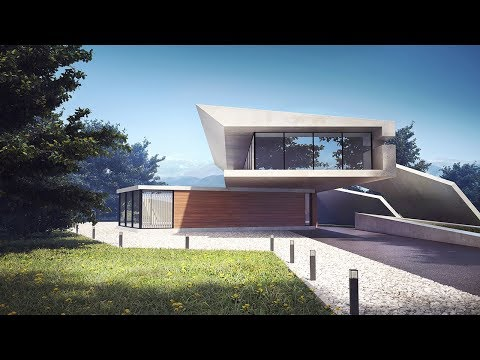 V-Ray for Rhino — Webinar: Project from Start to Finish