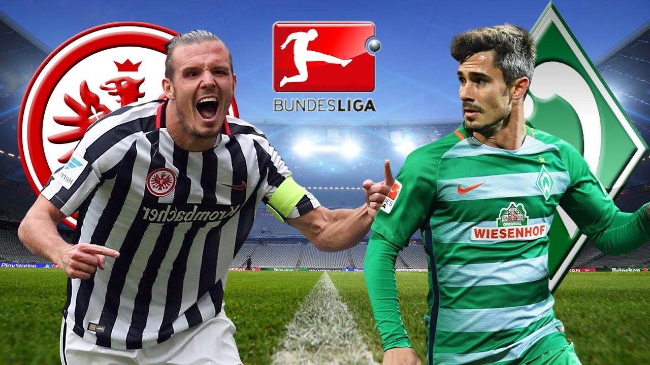 Eintracht Frankfurt Bremen
