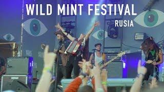 LA FANFARRIA DE CAPITAN - ДИКАЯ МЯТА FEST 2018 (RUSIA)