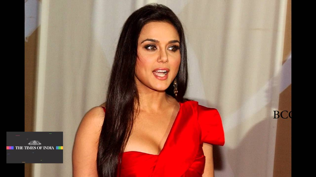 Preity Zintas Mother Responsible For Her Marriage To Gene Goodenough Youtube